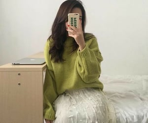 green, fashion, and clothes image