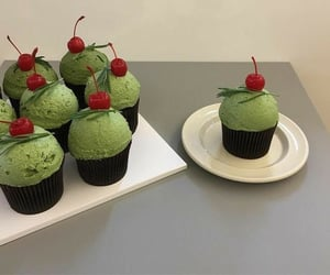 cupcake, food, and foods image