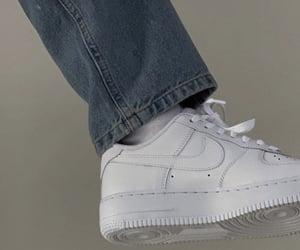 shoes, denim, and fashion image