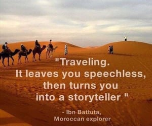 moroccan, quotes, and travel image