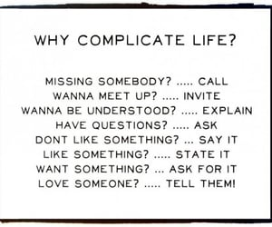 life, keep it simple, and simple image