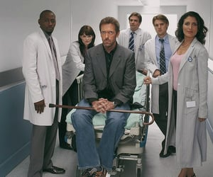 dr house and tv show image