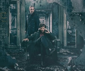 sherlock holmes and tv show image