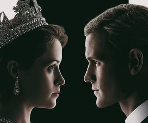 serie, tv show, and the crown image