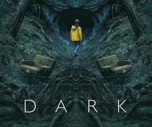 serie, dark, and netflix image