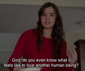 movies, quotes, and the edge of seventeen image