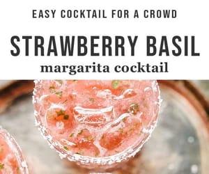 cocktail, margarita, and recipe image