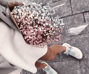 flowers, fashion, and photography image