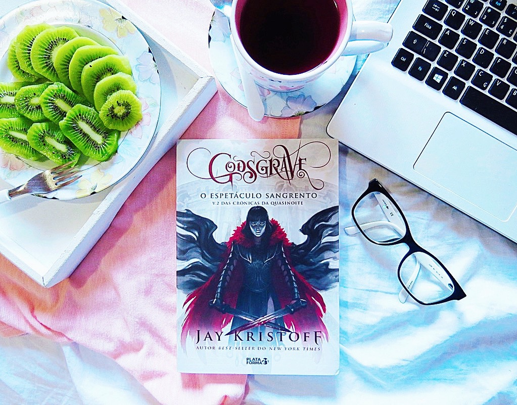 book, godsgrave, and nevernight image