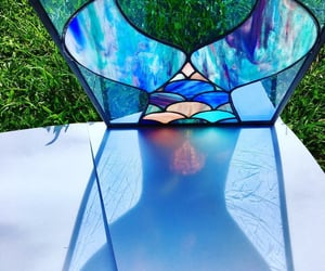 decor, gifts, and glass art image