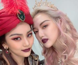 cosplay, Halloween, and snow queen image