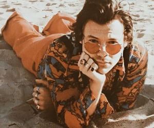 70s, vintage, and Harry Styles image