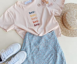 adorable, casual, and fashion image