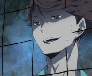 anime, kageyama, and ハイキュー image