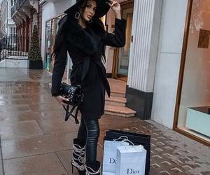 beautiful girl, dior, and fashionista image