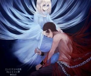 anime, anime girl, and Krista image