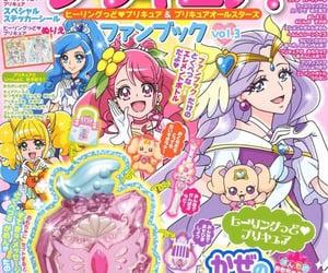 anime, magazine, and kawaii image