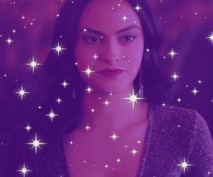 glitter, purple, and sparkles image