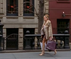 90s, Carrie Bradshaw, and city image