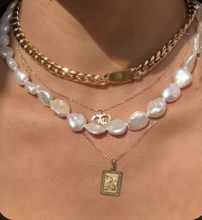 jewelry, aesthetic, and necklace image