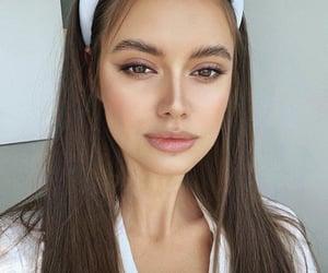 beautiful, beauty, and makeup image
