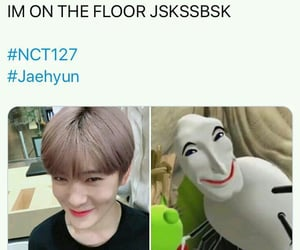 funny, kpop, and nct image