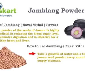 herbal products, herbal powder, and herbal supplements image