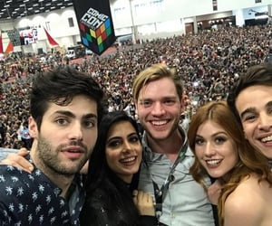 shadowhunters, actor, and dom image
