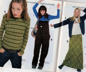 90s, delia*s, and fashion image