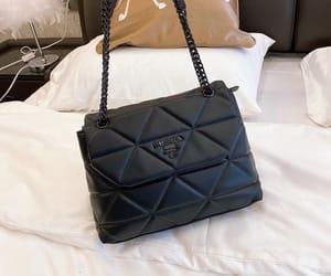 bag, girl, and Hot image