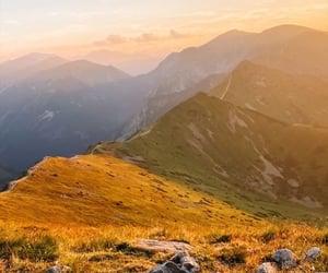 mountains, polska, and nature image