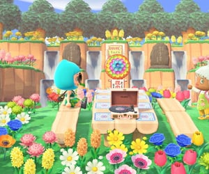 animal crossing, ideas, and new horizons image
