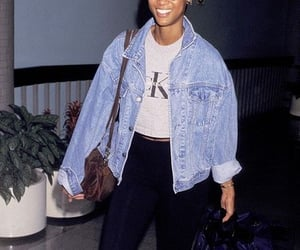 fashion, 90s, and outfit image