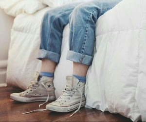 aesthetic, all star, and chuck taylor image