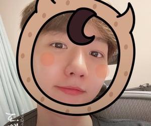 exo, filter, and baekhyun image