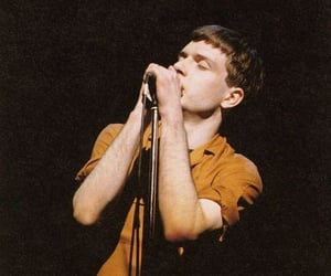 rock, ian curtis, and ่joy division image