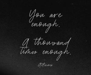 You are Enough A Thousand Times Enough