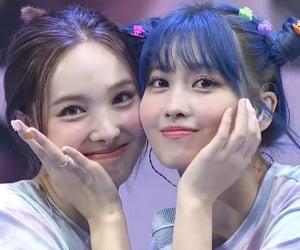 twice, momo, and nayeon image