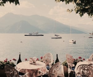 art, eating out, and italian image