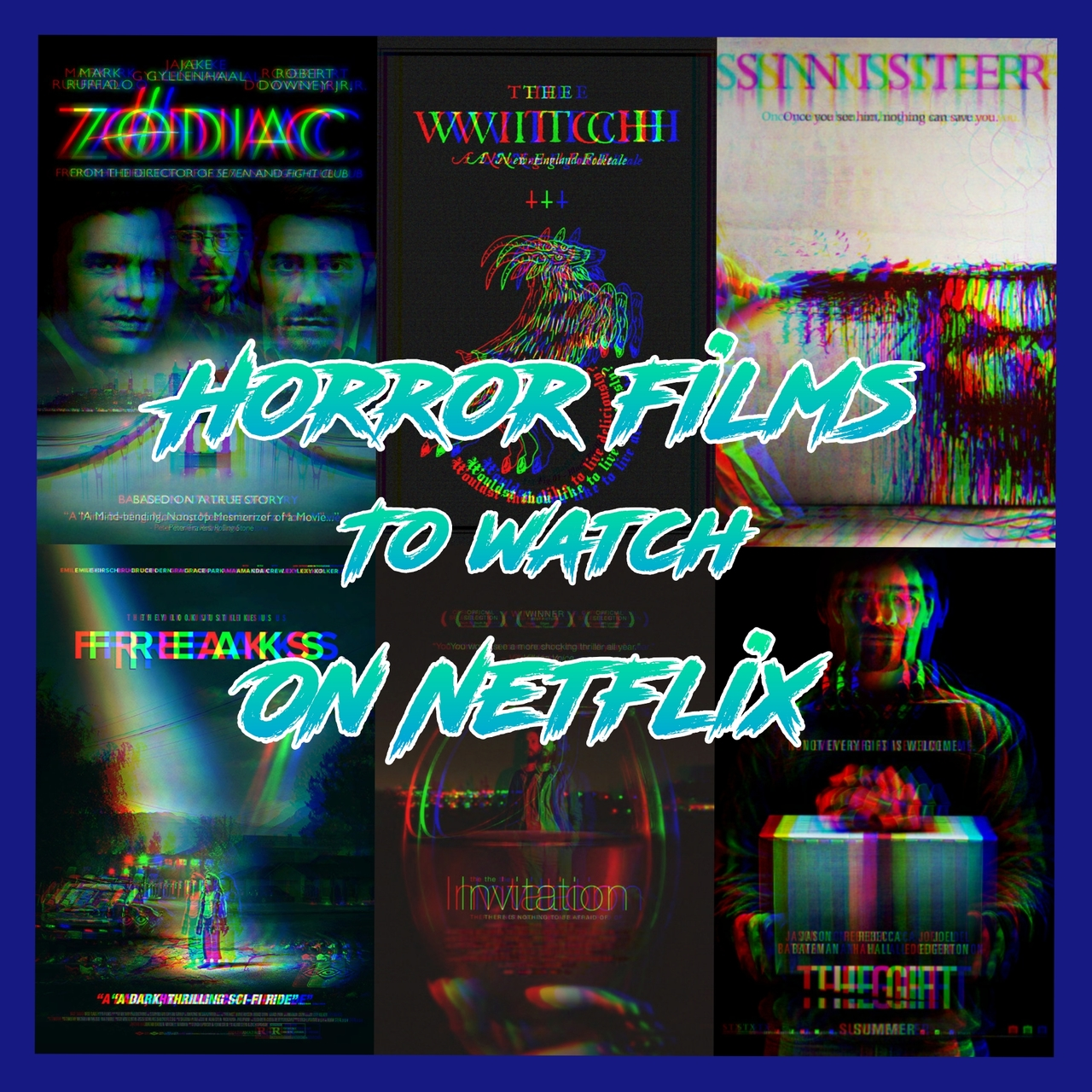 articles, movies, and scary image