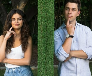alex russo, selena gomez, and wizard of waverly place image