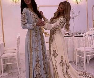 morocco, dress, and caftan image