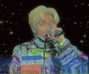 edits, namjoon, and kpop archive image