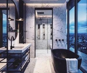 aesthetic, bathroom, and beautiful image