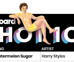 header, Harry Styles, and watermelon sugar 1 image