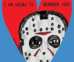 horror, jason, and terror image