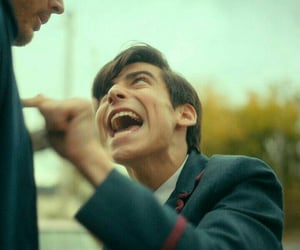 funny, the umbrella academy, and aidan gallagher image
