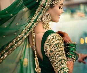bangles, henna, and vibrant image