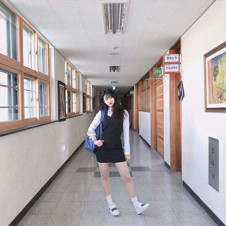 aesthetic, 한국, and girl image