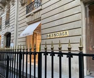 Balenciaga, marken, and paris image